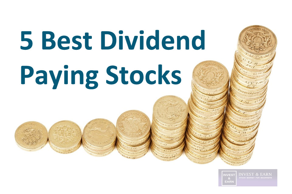 best dividend paying stocks in india